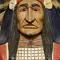 Native Chief by John Greim