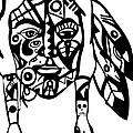 Native Man by Kamoni Khem