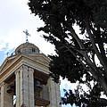 Nativity Church Tree by Munir Alawi