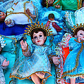 Nativity Scene Figures by James Brunker