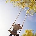 Natural Swing by Darwin Wiggett