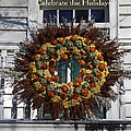 Natural Wreath by Sally Weigand
