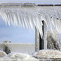 Natures Ice Sculptures1 by Rose Santuci-Sofranko