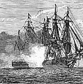 Naval Battle, 1813 by Granger