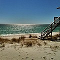 Navarre Beach by Janice Spivey