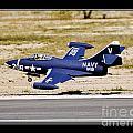 Navy Landing by Larry White