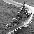 Navy: Uss Bainbridge, 1968 by Granger