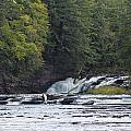 Nawadaha Falls 1 by John Brueske