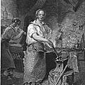 Neagle: Blacksmith, 1829 by Granger
