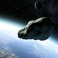 Near-earth Objects, Artwork by Take 27 Ltd