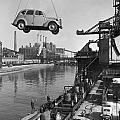 Near London.  The Ford Motor Plant by B. Anthony Stewart
