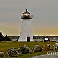 Ned's Point Lighthouse by Nick Korstad