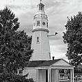Neenah Lighthouse  8390 by Guy Whiteley