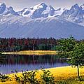 Nemiah Valley by John Bartosik