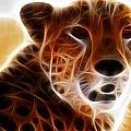 Neon Cheeta by Arthur Elster