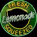 Neon Lemonade by Michael Flood