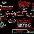 Neon Signs, 1937-1971 by Granger