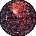 Neutrino Tracks by Science Source