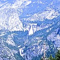 Nevada And Vernal Falls by Eric Tressler