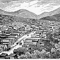 Nevada: Austin, C1880 by Granger