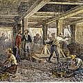 Nevada Silver Mine, C1880 by Granger