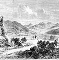 Nevada: Washoe Region, 1862 by Granger