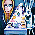 Never Ending Tea Party by Leanne Wilkes
