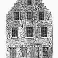 New Amsterdam: House, 1626 by Granger