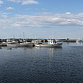 New Brunswick Harbour by Gord Patterson