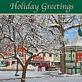 New England Christmas by Joann Vitali
