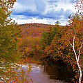 New Hampshire Fall Color Part Three by Bill Barber