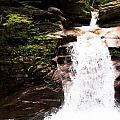 New Hampshire Waterfall by Jason Smith