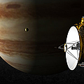 New Horizons Flies By Jupiter by Johns Hopkins University APL / Southwest Research Institute