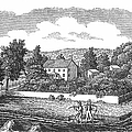 New Jersey Farm, C1810 by Granger