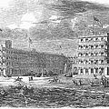 New Jersey Hotel, 1853 by Granger