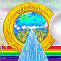 New Jerusalem Closeup - City Of God's Kingdom On Earth by Susanna Katherine