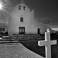 New Mexico Church by Peter Tellone