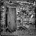 New Mexico Door IIi by David Patterson