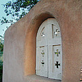 New Mexico Series - Adobe Arch by Kathleen Grace