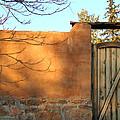 New Mexico Series - Doorway II by Kathleen Grace