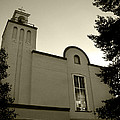 New Mexico Series - Our Lady Of Guadalupe Church by Kathleen Grace