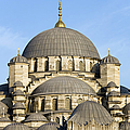 New Mosque In Istanbul by Artur Bogacki