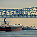 New Orleans Bridge by Scott Rogers