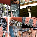 New Orleans Collage 1 by Carol Groenen