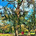New Orleans Sculpture Park by Steve Harrington