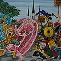 ''new Orleans Secondline'' by Mccormick  Arts