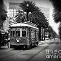 New Orleans Streetcar 2 by Perry Webster