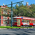 New Orleans Streetcar 2 by Steve Harrington