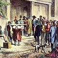 New Orleans: Voting, 1867 by Granger