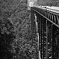 New River Gorge Bridge Fayetteville West Virginia by Teresa Mucha